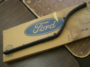 NOS OEM Ford 1975 1976 Lincoln Mark IV Rear Bumper Pad Impact Strip