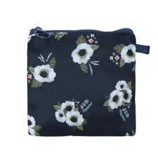 Women Girl Bag Sanitary Napkin Towel Pocket Sanitary Pad Case Holder LC
