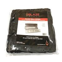 "Blaze Grills All-Weather Protection Grill Cover 40"" 5-Burner Built-in Gas Grill"