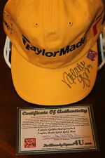 Natalie Gulbis Autographed Taylor Made Hat with COA