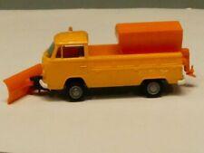 1/87 Brekina VW T2 Winterdienst orange Pritsche 33915
