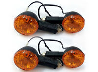 Genuine Royal Enfield Classic 350cc 500cc Front & Rear Indicator Assembly Black