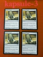 4x Nuisance Engine | Mirrodin | MTG Magic The Gathering Cards