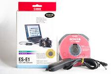 Canon ES-E1 EOS Link Software for EOS-1V