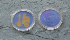 Liberia 5 Dollar 2005  Bicolor Niob ** 10 Jahre Euro ~ San Marino