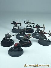 Goblin Warriors X8 - LOTR / Warhammer / Lord of the Rings C32