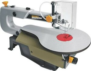 "NEW ROCKWELL RK7315 ""SHOP SERIES"" PORTABLE 16 INCH ELECTRIC SCROLL SAW KIT"