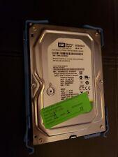 WESTERN DIGITAL 500 GB SATA 3.5 HARD DRIVE DELL HDD WD500AUDX 61WNHY0 FREE S&H