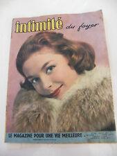 Revista Intimité de la Hogar Nº634 Novela Fotos