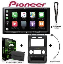 Pioneer Mvh-Av251Bt Digital Media Receiver Ads Kit-Ftr1 kit for Ford pickups