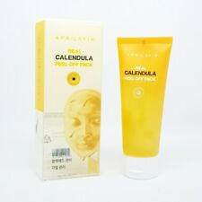 [April Skin] 2019 Real Calendula Peel Off Pack 100g Clean-Skin K-Beauty