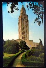 1950s New State Capitol Building, Baton Rouge, LA