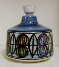 PIED DE LAMPE DESIGN 1970 CERAMIQUE JERSEY POTERY