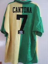 Manchester United 1992-1994 Cantona Newton Heath Football Shirt XXL /35028