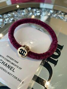 BN Chanel hair tie hair band , various colours