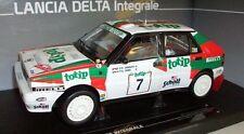 Sunstar Lancia Diecast Rally Cars