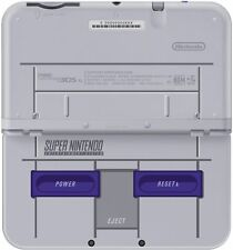 Nintendo 3ds XL Super Nes SNES Edition System Console