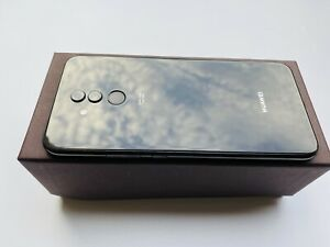 Huawei Mate 20 Lite 64GB   UNLOCKED Smartphone   BLACK   Grade A   WARRANTY