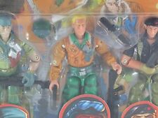 GI Joe generale Abernathy Action Figure NUOVO FUMETTO Pack 2005