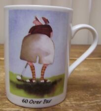 Erika Oller Woman Golf Golfers 60 Over Par Tall Coffee Mug Cup