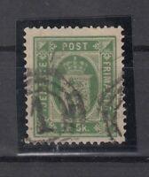 BG5897/ DENMARK – OFFICIAL – MI # D3A USED – CV 295 $
