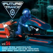 FUTURE TRANCE VOL. 54 * NEW 2CD * NEU *