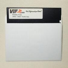 IBM PC - VIF Micro - Family Tree - Floppy Disks 5.25''