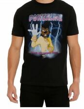 Disney A Goofy Movie Powerline World Tour T-Shirt Size Large New with Tags
