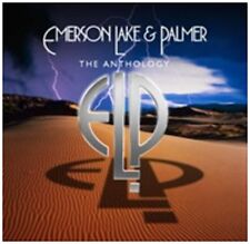 Emerson Lake & Palmer - The Anthology -New Triple CD - Pre Order - 29th July