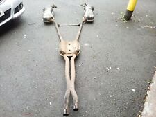 AUDI A6 ALLROAD AUTO C5 2.5 TDI 2003 COMPLETE EXHAUST SYSTEM DUAL BACKBOX