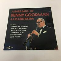 Benny Goodman : A Rare Batch Of Benny Goodman & His Orchestra