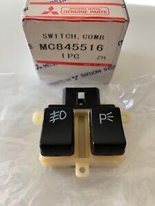Genuine Mitsubishi Fuso FM515 85-89 Fog & Park Lamp Switch MC845516 NOS