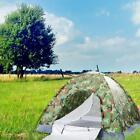 Camping Tent 3-4 Person Family Dome Tent Waterproof Beach Sunshade Camouflage