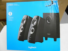 Logitech Z323 360 Sound Speakers Black