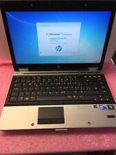 "HP EliteBook 8440p - 14"" - Core i5 520M - 2 GB RAM - 250 GB HDD - Windows 7 Pro"