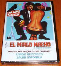 EL MIRLO MACHO / IL MERLO MASCHIO - Laura Antonelli - Precintada
