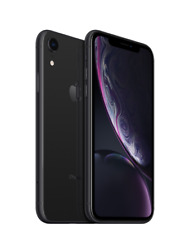 """AT&T - Apple iPhone XR 64GB 6.1"""" (Black) with 1 Year Apple warranty - Brand New"""