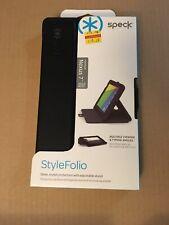 New OEM Speck Nexus 7 2013 Model Black StyleFolio Flip Cover Case+Stand SPKA2311
