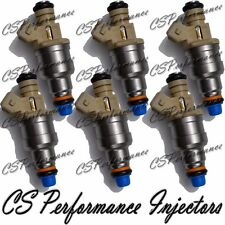 OEM Fuel Injectors (6) Set F03E-A2B for 91-95 Ford Mazda Mercury 3.0L V6