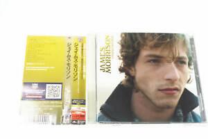 JAMES MORRISON UNDISCOVERED UICP-9014 CD JAPAN OBI A14321