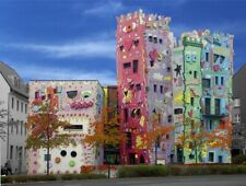 "James Rizzi, Kunstdruck ""Happy Rizzi House"" - Rarität!"