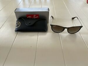 Ray-Ban Rb4171 Erika Tortoise With Polarized Sunglasses