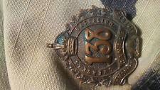 WW1 WWI CEF Collar Badge - 138th Battalion