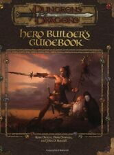 USED (VG) Hero Builder's Guidebook (Dungeons & Dragons d20 3.0 Fantasy Roleplayi