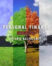 Personal Finance: Skills for Life by Bajtelsmit, Vickie L., Good Book