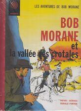 Bob Morane - tome 4 : La vallée des crotales [fac-similé]