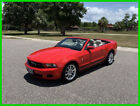 2010 Ford Mustang V6 2dr Convertible 2010 V6 2dr Convertible Used 4L V6 12V Automatic RWD Convertible