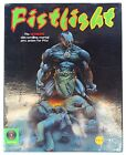 FISTFIGHT Vtg 90s PC VIDEO GAME Big Box Computer CD-ROM 1995 NEW IN BOX SunStar