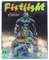 FISTFIGHT Vtg 90s PC VIDEO GAME Big Box Computer CD-ROM 1995 NEW IN BOX SunStar