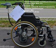 Viamobil Schiebehilfe V15 mit Rollstuhl 45 cm + Garantie